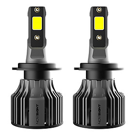 Led Headlight Bulbs,for NOVSIGHT 10000LM Super Bright Headlamp Conversion Kit, LED Chips, 2-Pack