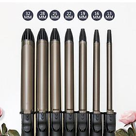 Chia sẻ:  0 Máy uốn tóc xoay trục Hàn Quốc sử dụng cho phải đẹp 8137