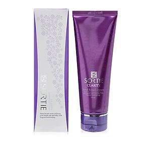 Kem Dưỡng Da Và Móng Tay Clarity Hand & Nail Cream Geo (100g)