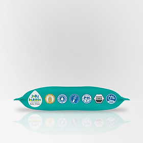 Combo 12 gói khăn giấy ướt Jelly Bubble - 20 tấm-4