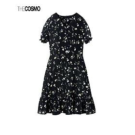 Đầm Nữ The Cosmo EMMA DRESS Màu Đen TC2005233BA