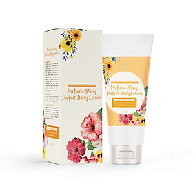 Sữa dưỡng thể LaFla Perfume Shiny Perfect Body Lotion 200ml