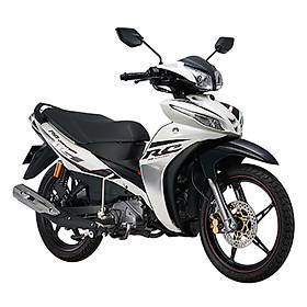 Xe Máy Yamaha Jupiter RC - Trắng + Tặng Combo 4 Quà Tặng