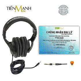 ai Nghe Kiểm Âm Audio Technica ATH-M20X