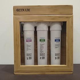 Máy lọc nước nano GEYSER ECOLUX A made in Russia - Hàng Chính hãng