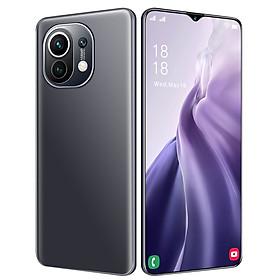 M11Ultra Smartphone 6.7 inch HD Full Screen 8GB RAM+256GB ROM Mobile Phone Handphone 6800mAh Battery Face ID Smart Phone Dual sim dual standby Android 10.0