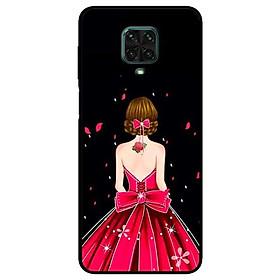 Ốp lưng dành cho Xiaomi Redmi 9s - 9 Pro - 9 Promax mẫu Cô Gái Xăm Hoa