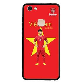 Hình đại diện sản phẩm Ốp lưng nhựa cứng viền dẻo TPU cho điện thoại Vivo V7 - AFF Cup Mẫu 9