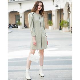J-P Fashion - Đầm tay phồng 11004489