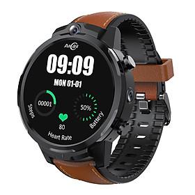Đồng hồ thông minh AllCall Awatch GT2 Đồng hồ thông minh Android 7.1 LTE 4G SIM Thẻ nhớ RAM 3G ROM32G 5MP + 5MP Camera kép 1.6 inch IPS