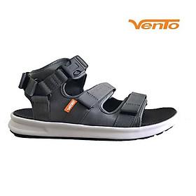 Sandal Vento Nam Nữ SD-NB03 Tro Ghi