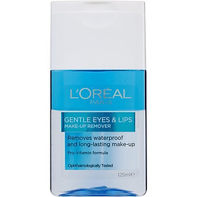 L'Oreal Paris Gentle Eyes & Lips Waterproof Make-up Remover 125ml