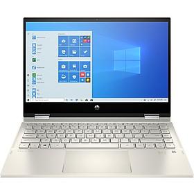 Laptop HP Pavilion x360 14-dw0060TU 195M8PA (Core i3-1005G1/ 4GB DDR4 3200MHz/ 256GB PCIe NVMe/ 14 FHD IPS Touch/ Win10) - Hàng Chính Hãng