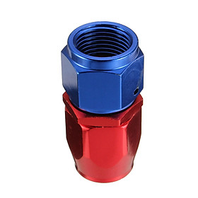 Universal Brand New AN8 8-AN 0 Degree Swivel Oil/Fuel Line Hose End Fitting