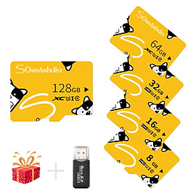 Memory Card 8GB 16GB 32GB 64GB 128GB Micro SD TF Memory Card Card Reader Flash Drive