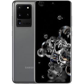 Điện Thoại Samsung Galaxy S20 Ultra - Hàng Chính Hãng - Đã Kích Hoạt Bảo Hành Điện Tử