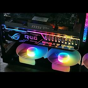 Thanh Led RGB ROG Dùng độ trang trí cho máy tính