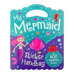 My Mermaid Sticker Handbag