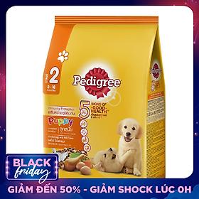 Đồ Ăn Cho Chó Con Pedigree Vị Gà, Trứng Và Sữa Dạng Túi 1.5kg