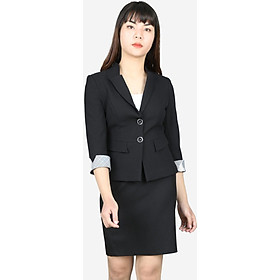 Áo vest nữ AVD0421DE2 đen