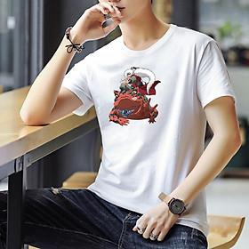 Áo Thun Nam Cực Hot - Chất Cotton - Dáng Body Thời Trang Hàn Quốc Giá Rẻ Cực Đẹp Kiểu Dáng Năng Động Cá Tính Siêu Hot Phù Hợp Đi Làm, Đi Chơi ANM-122 Naruto