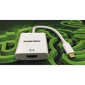 Cable Type-C -> HDMI KM KY - V008S,CÁP CHUYỂN ĐỔI CỔNG TYPE-C SANG HDMI,CÁP TYPE-C,CÁP HDMI-HÀNG CHÍNH HÃNG