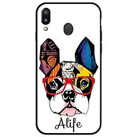 Ốp lưng dành cho điện thoại Samsung Galaxy M20 - Cún Alife
