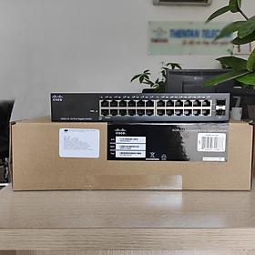 Switch Cisco Sg95-24 Compact 24 Port Gigabit - Hàng Chính Hãng