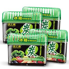 Khẩu Trang Than Hoạt Tính Green Source N95 5 Miếng / Hộp