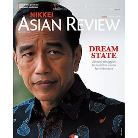Download sách Nikkei Asian Review: Dream State - 37.20, tạp chí kinh tế nước ngoài, nhập khẩu từ Singapore