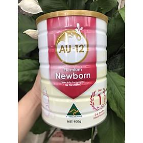 Sữa bột AU-12  Premium Newborn Infant Formula 0-6 months