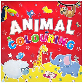 Animal Colouring