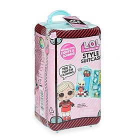 Đồ chơi Mô hình LOL SURPRISE Vali thời trang LOL- As If Baby 560401/559696