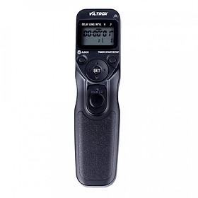 Bộ Điều Khiển Từ Xa Hẹn Giờ Với Cáp N3 Cho Nikon D90 D600 D3100 D3200 D5000 D5100 Của VILTROX