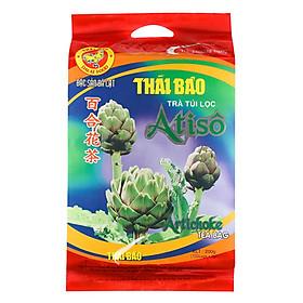 Trà atiso túi lọc Thái Bảo, Đà Lạt loại 100 túi/ gói