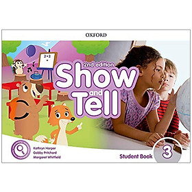 Show and Tell 2nd Edition: Level 3: Student Book Pack
