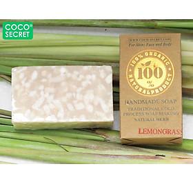 Xà phòng handmade Coco-Secret - Sả Chanh 110 gram