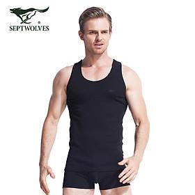 Hình đại diện sản phẩm Áo Thun Nam Cotton Septwolves 98701