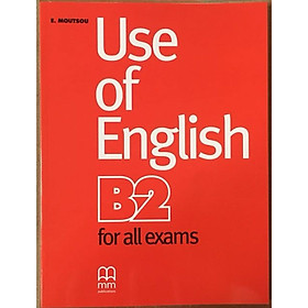 MM PUBLICATIONS: Use of English B2