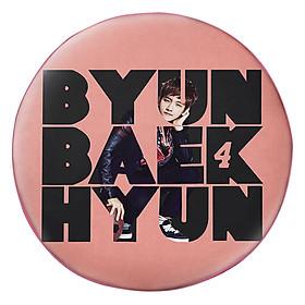Gối Ôm Tròn Exo Baek Hyun - GOKP173