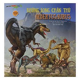 Khủng Long Chân Thú Albertosaurus (Dành Cho Trẻ 4 Tuổi)