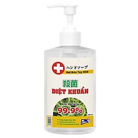 Gel rửa tay khô diệt khuẩn Mr.Fresh