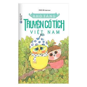 [Download sách] Kho Tàng Truyện Cổ Tích Việt Nam