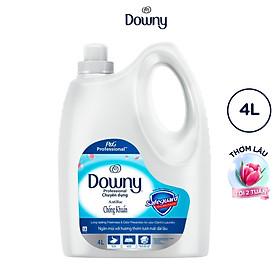 Nước Xả Vải Downy Chống Khuẩn Ngăn Mùi Hôi 4L (Dạng chai)
