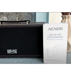 Bộ Hỗ Trợ Sạc Trên Xe Hơi KC01 dành cho Loa Mini acnos KS361S/KS360MS/KS361MS - Hàng Chính Hãng