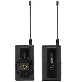 Micro thu âm không dây cài áo YC-WM500X1 hàng chính hãng