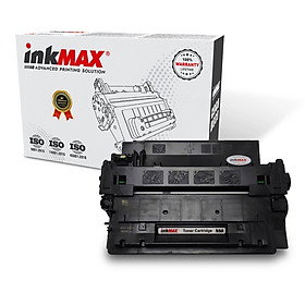 Mực in 55A inkMax MIIH-55A (dùng cho máy in HP laser P 3010, P3015, Canon 6750 EP-324) - Hàng chính hãng