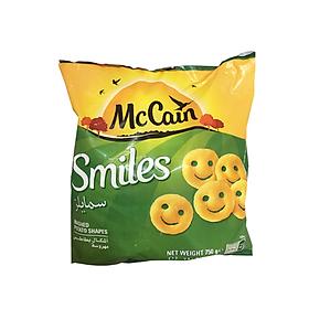 [Chỉ giao HN]Khoai tây đông lạnh mặt cười Smiles- 1 gói