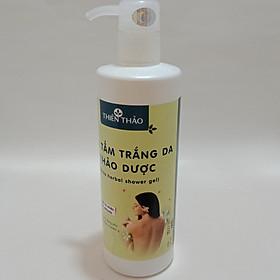 Sữa tắm trắng thảo dược Thiên Thảo chai 450ml