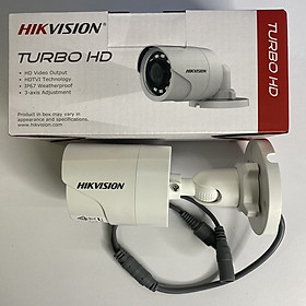Camera Analog 2.0 Hikvision DS-2CE16D0T-IRP 2Mp - Hàng chính hãng